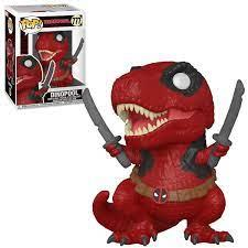 POP Marvel: Deadpool 30th - Dinopool