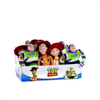 "Toy Story 3 20cm (8"") 3 Assorted"