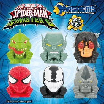 Spiderman Mashems Series 2