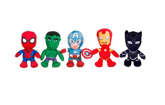 "Marvel Avengers 20cm (8"") 5 Assorted"
