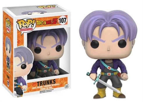 POP: DBZ: Trunks