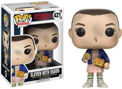POP: Stranger Things: Eleven w/Eggos