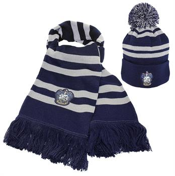 Harry Potter - Ravenclaw Beanie and Scarf Set