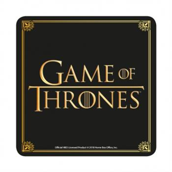 Coaster Single - Game Of Thrones (Logo)