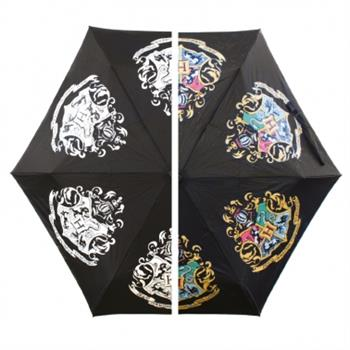 Umbrella Colour Change - Harry Potter (Hogwarts Crest)