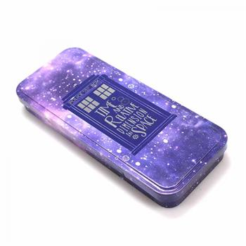 Dr Who Galaxy Tardis Pencil Tin