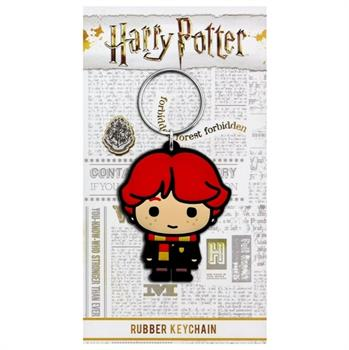 Harry Potter (Ron Weasley) Rubber Keychain