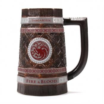 Stein Embossed - Game Of Thrones (Targaryen)
