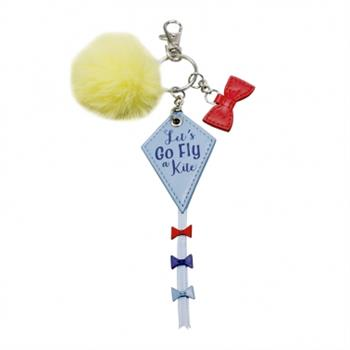 Mary Poppins Keyring (Kite)