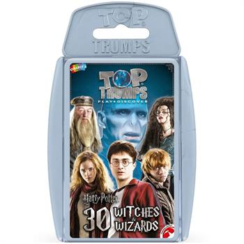 Top Trumps: Harry Potter Greatest Witches & Wizard