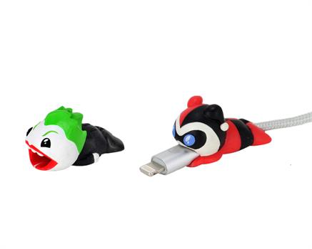 Mini Scalers Cable Covers Joker/Harley 2 Pack