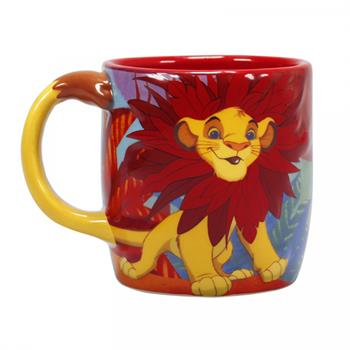 The Lion King (Simba) Shaped Mug