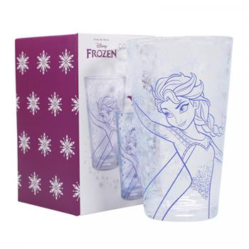Frozen Elsa Cold Change Glass