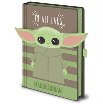 Star Wars: The Chilld 'I'm All Ears' Notebook