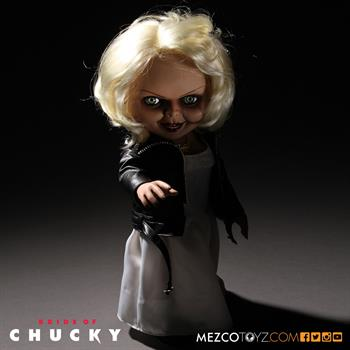 "Bride of Chucky 15"" Tiffany Talking Doll"