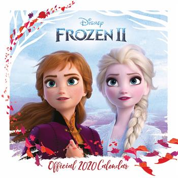 Disney Frozen 2 Official 2020 Calendar