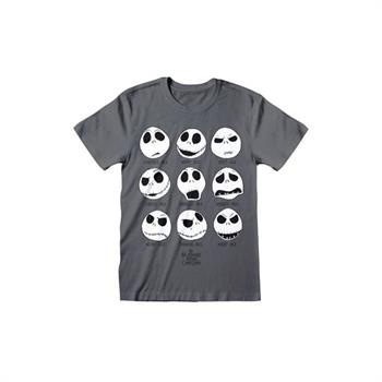 Nightmare Before Christmas - Many Faces Of Jack -T-XL