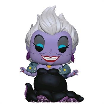 POP Disney: Little Mermaid - Ursula w/ Eels