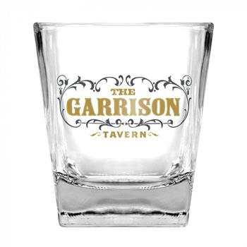 Peaky Blinders Garrison Glass And Stones Set