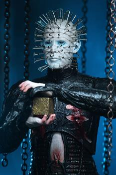 "Hellraiser 7"" Scale Action Figure Ultimate Pinhead"