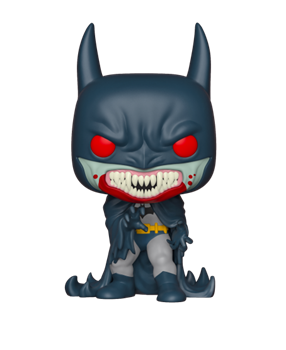 POP Heroes: Batman 80th - Red Rain Batman (1991)