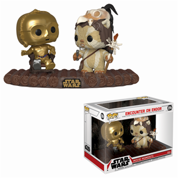 POP Moment: Star Wars: C-3PO on Throne