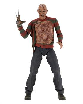 "7"" NOES Freddy Dream Warrior Ultimate"