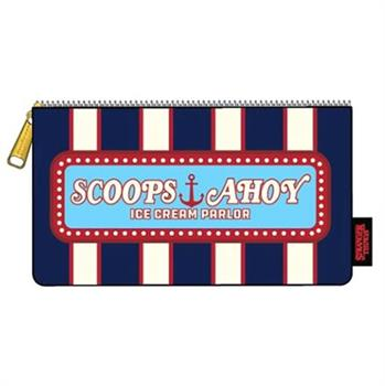 Loungefly: Stranger Things Scoops Ahoy Pouch