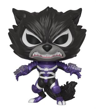 POP Marvel: Marvel Venom S2 - Rocket Raccoon