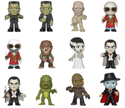 Mystery Minis: Universal Monsters
