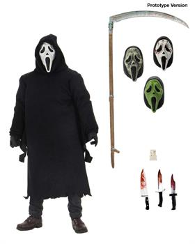 "NECA Scream Ultimate Ghostface 7"" Action Figure"