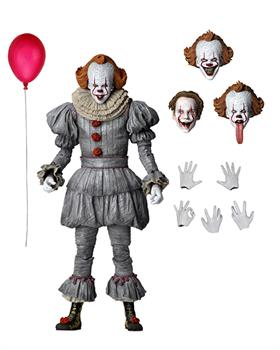 "IT Chapter 2 - 7"" Scale Ultimate Pennywise"