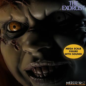"15"" Exorcist Mega Scale Figure"