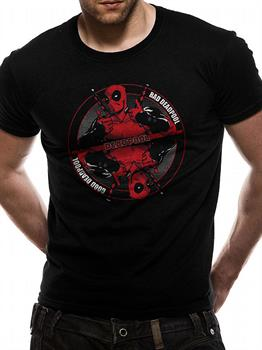 DEADPOOL - BAD GOOD XL