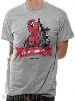 DEADPOOL - CHIMICHANGA POINT XL