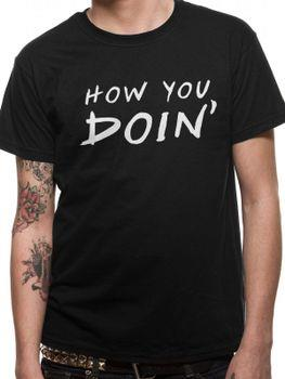Friends - How You Doin? Tee 2XL