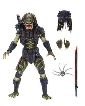"7"" Ultimate Armored Lost Predator 2"