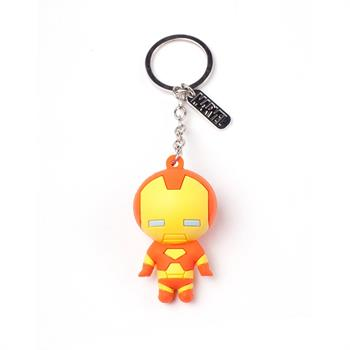 Marvel - Iron Man 3D Rubber Keychain