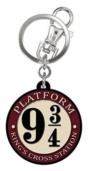 Harry Potter Metal Keyring (Platform 9 3/4)