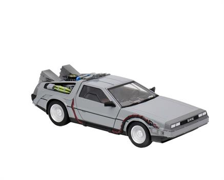 "Back To The Future 6"" Diecast Time Machine"
