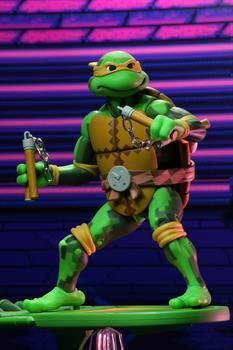 "7"" TMNT Turtles In Time Michelangelo"