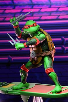 "7"" TMNT Turtles In Time Raphael"
