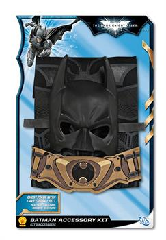 The Dark Knight Rises Batman Accessory Kit