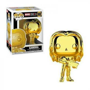 POP: Marvel Studios First 10 Years: Gamora (Gold)