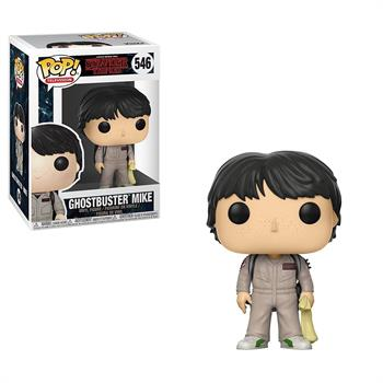 POP: Stranger Things: Mike Ghostbuster