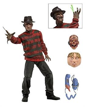 "Nightmare on Elm Street - Freddy Krueger 7"" Figure"