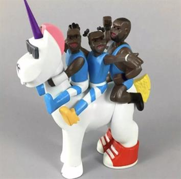WWE The New Day Loot Crate Figure