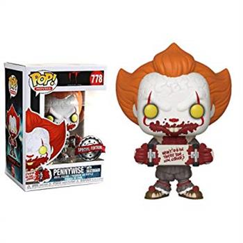 POP Movies: IT: Chapter 2 - Pennywise w Skateboard