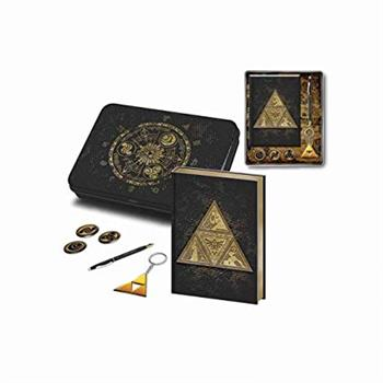 Zelda Tri-Force Stationary Set