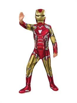 AV4 Iron Man Child Costume Medium